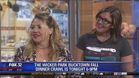 Make your way through foodie paradise Wicker Park Bucktown Fall Dinner Crawl