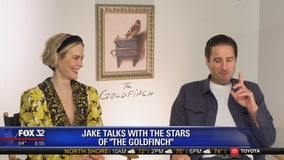 Stars of 'The Goldfinch' talk about their watershed moments