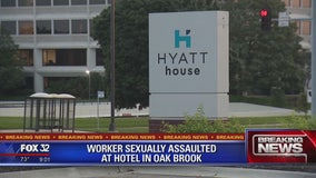 Chicago man arrested for sex assault of Hyatt House employee in Oak Brook: police