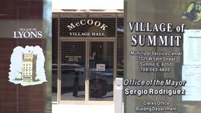 FBI agents raid village hall offices in Lyons, McCook and Summit