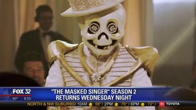 'The Masked Singer' returns for fun-packed 2nd season