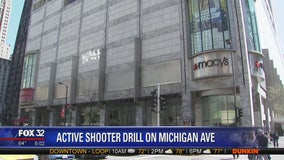 Active shooter drill planned Tuesday at Water Tower Place