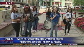 7Miles rocks out LIVE on Good Day Chicago ahead of YAS! Fest