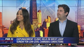 Expungement Clinic to help people clear their marijuana-related records in West Loop