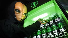 Bud Light promises Area 51 aliens 'exclusive' beer at Las Vegas event