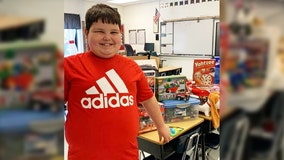Third graders start secret toy drive to help classmate who lost everything in house fire