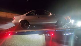 Indiana man leads police on 140 mph chase, says he's surprised they caught his 2002 Acura