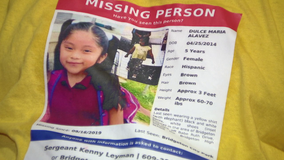 Missing 5-year-old Dulce Maria Alavez placed on FBI's Most Wanted list