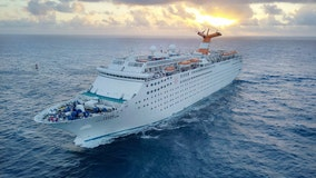 Cruise ship brings 1,100 Bahamas evacuees to South Florida
