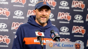 Coach Nagy eyes meeting with mentor as Bears brace for Chiefs