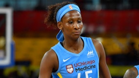 WNBA rescinds technical against Sky's Ndour for ref contact