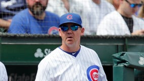 Chicago Cubs' coach suspended for putting on umpire's headset during review