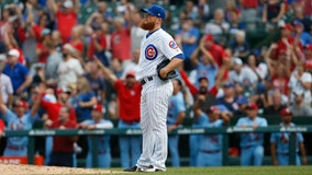 Craig Kimbrel looking to bounce back after tough debut with Cubs