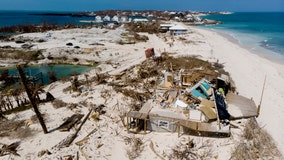 Silence, devastation mark Bahamas town; death toll climbs to 44