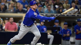 Hoerner 3 hits, 4 RBIs in debut, Cubs beat Padres 10-2