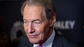 A former Charlie Rose makeup artist sues, alleging harassment