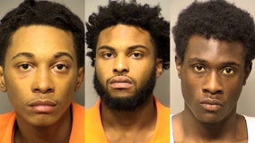 3 Dolton men charged after Indiana Toll Road chase in which 1 was shot by police