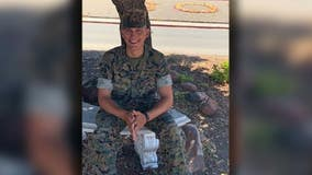 Missing Marine found safe in Texas days after he was supposed to be at Camp Pendleton