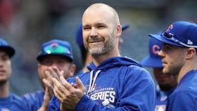 David Ross, Chicago Cubs eyeing return to playoffs and another title run
