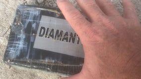 Dorian possibly washes brick of cocaine ashore on Florida beach