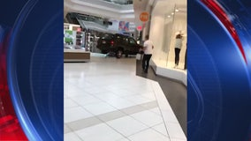 Woodfield Mall reopens after driver causes panic