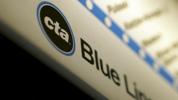 CTA Blue Line to shut down next week for repairs between O'Hare and Rosemont stops