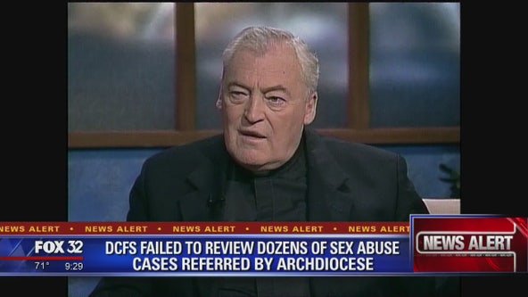 DCFS failed to review dozens of sex abuse cases referred by Archdiocese of Chicago