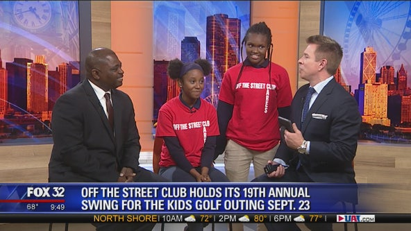 Off The Street Club holds 19th annual 'Swing for the Kids Golf Outing'