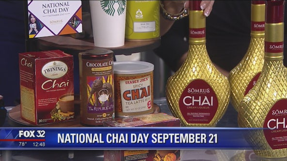 Celebrate National Chai Day in style with House of Somrus
