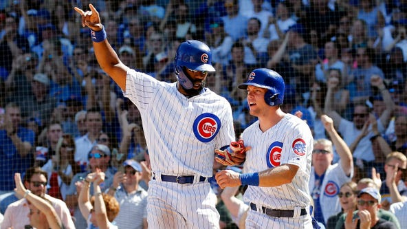 Cubs set team HR record, clobber Pirates 14-1