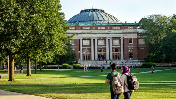 University of Illinois to require COVID-19 vaccine for students