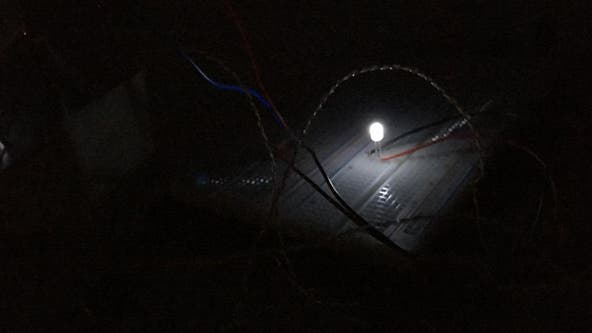 Breakthrough device can generate electricity from the night sky