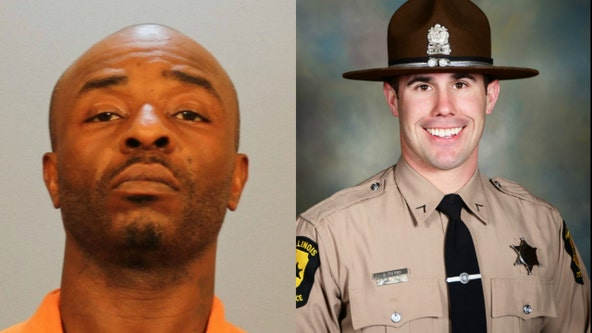 Man indicted on murder in Illinois state trooper's death