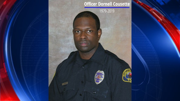 Alabama officer shot and killed in line of duty, suspect arrested