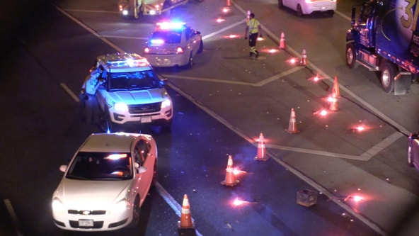 Two expressway shootings reported on the same day in Chicago area