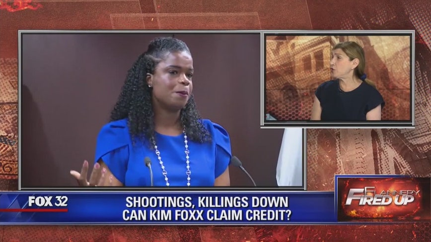 Flannery Fired Up: Can Kim Foxx claim credit for shootings, killings being down?