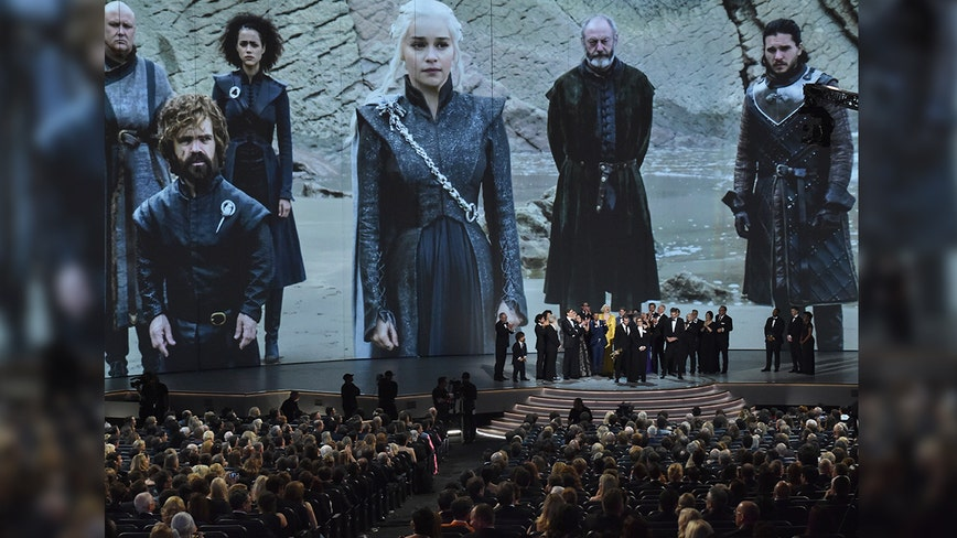 'Game of Thrones,' 'Veep' and more aim for record wins at the 71st Emmy Awards