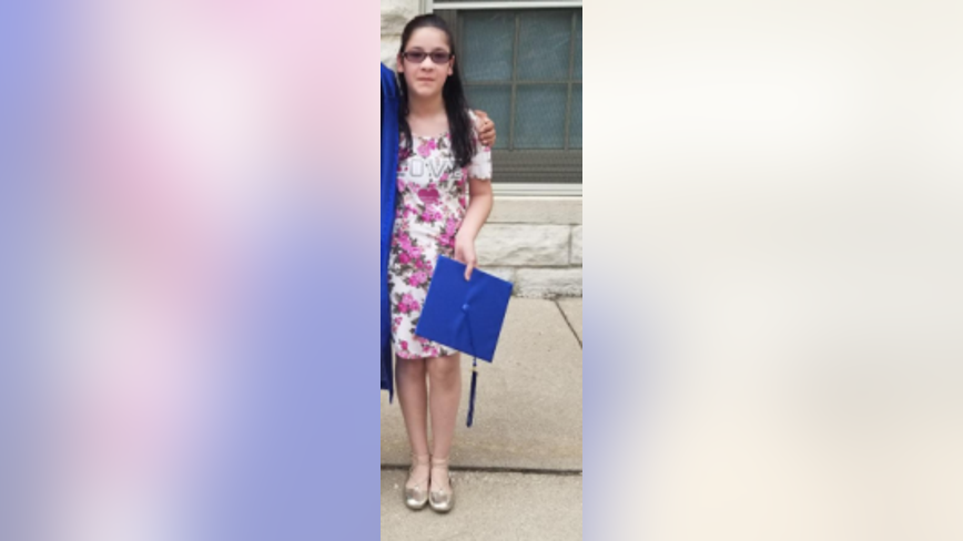 Girl, 12, missing from Chicago