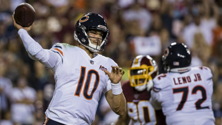 Bears hope to have Trubisky return from shoulder injury