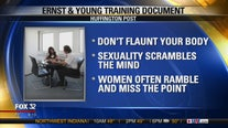 Ernst & Young training document instructs women how to act around men