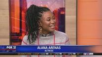 Alana Arenas talks about new show 'David Makes Man'