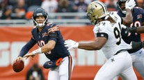 Saints pound Bears 36 to 25 at Soldier Field