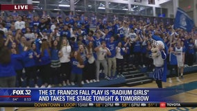 Pep Rally Friday: Spirit of the St. Francis High Spartans