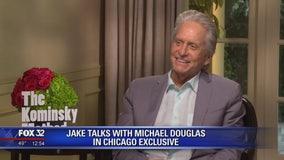 Michael Douglas talks about Season 2 of 'The Kominsky Method'