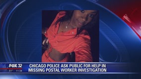 Chicago police ask public for information in case of missing postal worker Kierra Coles