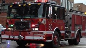 2 women, firefighter hurt in Kenwood high-rise blaze