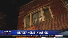 Homeowner kills intruder after being tased, bitten on West Side: police
