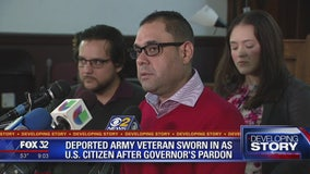 Army veteran deported after drug conviction now a US citizen
