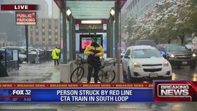 Red Line trains resume normal service after teen hit, killed by train near Harrison