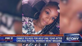 Family pleads for help one year after pregnant postal worker Kierra Coles went missing